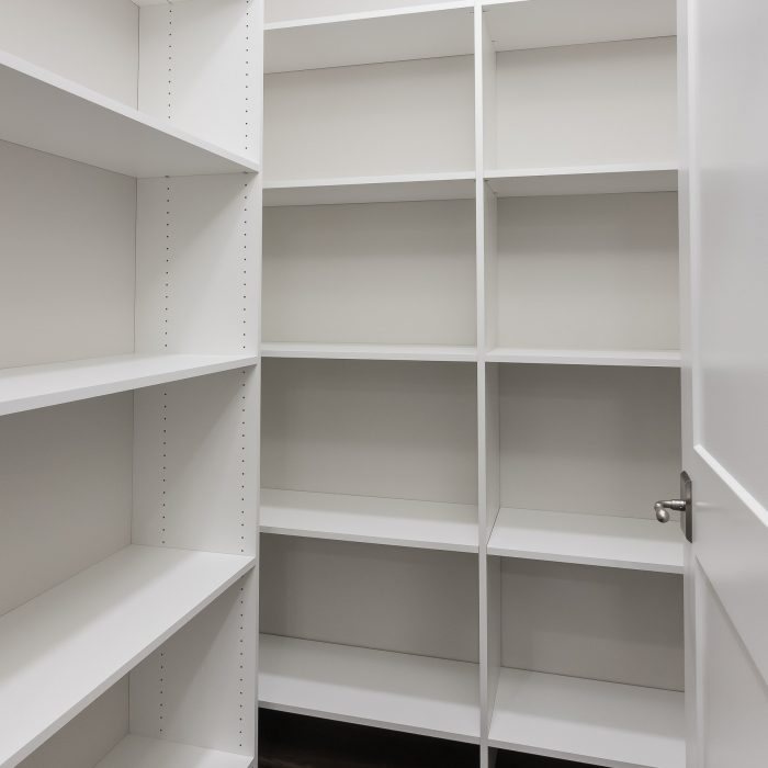 Meyer Place Kitchen Pantry and Storage