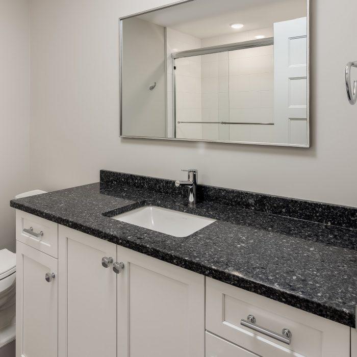Meyer Place Guest Bathroom