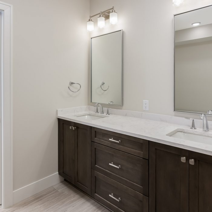 Meyer Place Master Bathroom
