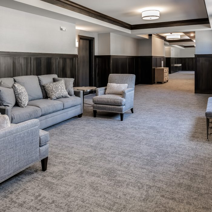 Meyer Place 1st Floor Lounge
