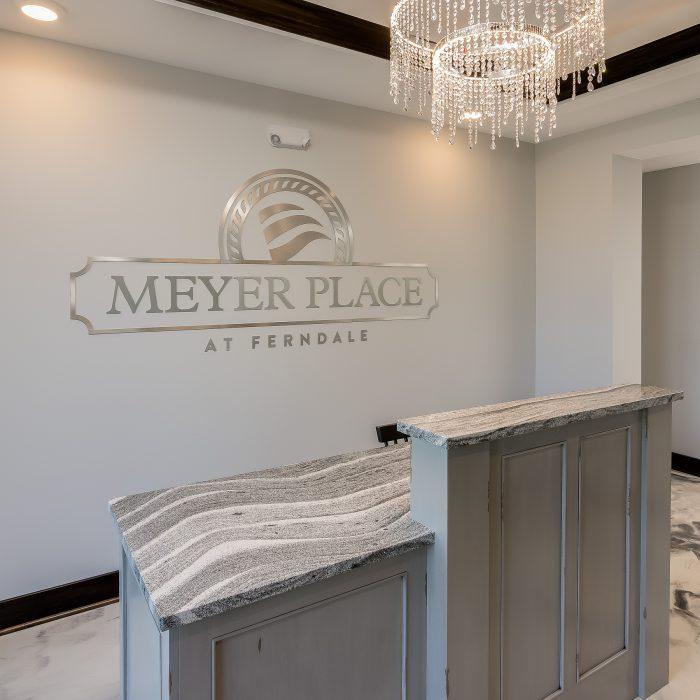 Meyer Place Lobby